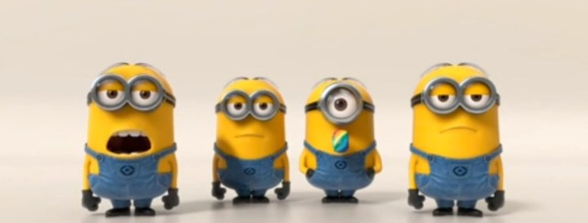 Minions are on the search for a new leader (Picture: Universal Pictures)