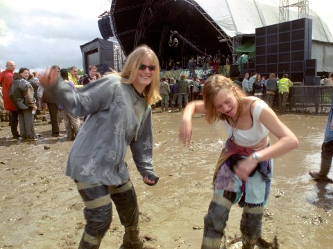 Top tips to survive a rainy Glastonbury Festival