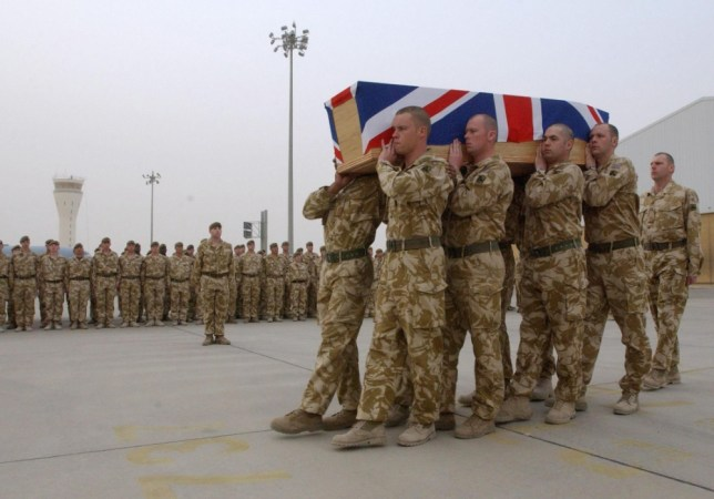Supreme Court rules families of British soldiers killed in Iraq can sue government