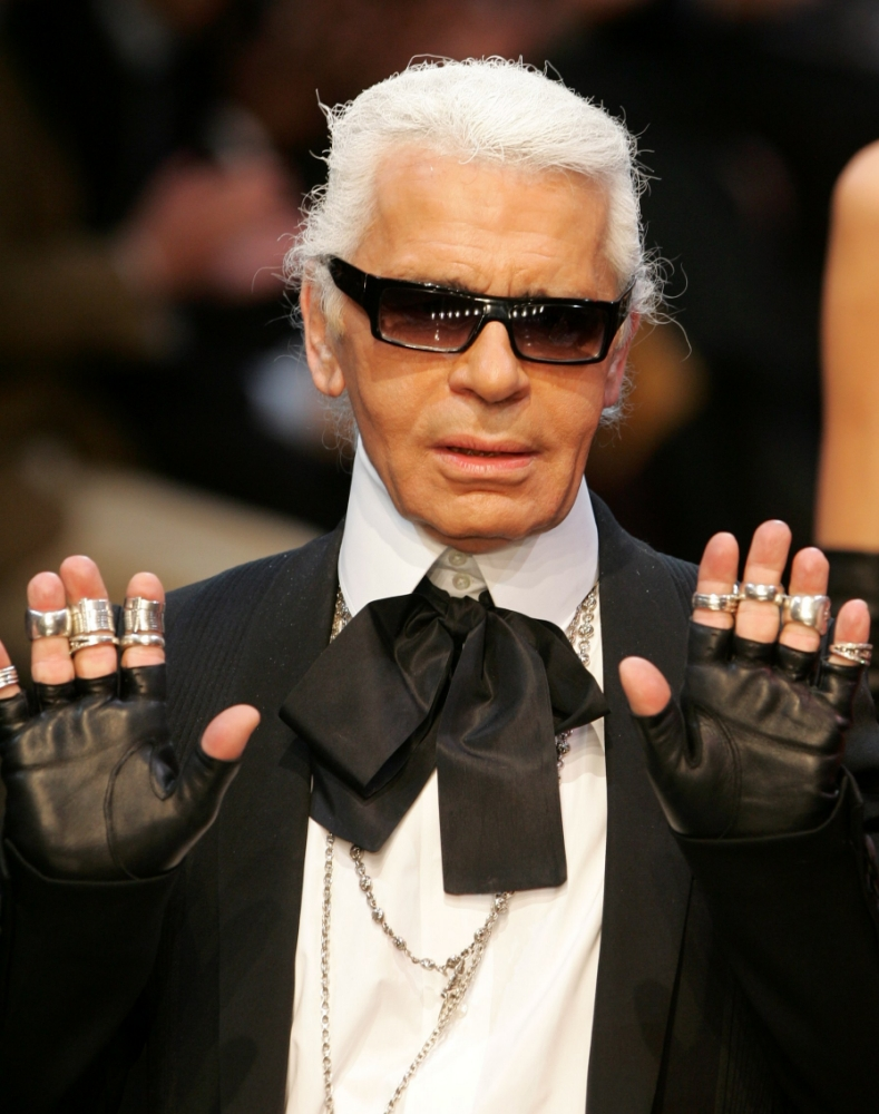Karl Lagerfeld, marry cat