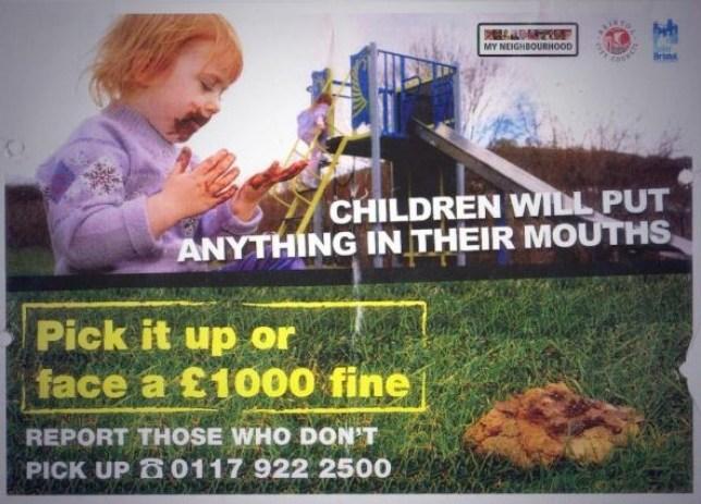 Bristol City Council, poster