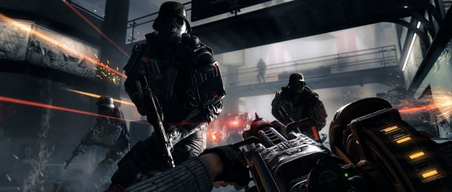 Wolfenstein: The New Order - one of 2014's best