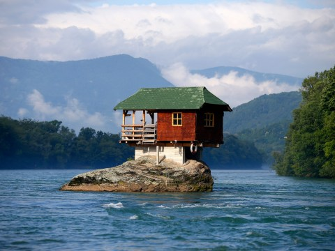 Gallery: Unusual homes from around the globe