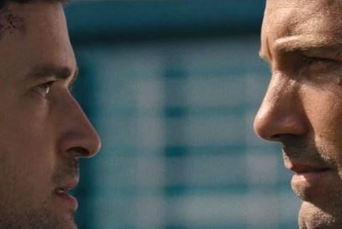 Justin Timberlake and Ben Affleck star in first trailer for poker thriller Runner, Runner