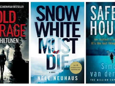 Pekka Hiltunen's Cold Courage and Nele Neuhaus's Snow White Must: New Eurocrime novels