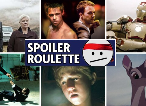 Play Metro's Spoiler Roulette game, if you dare…