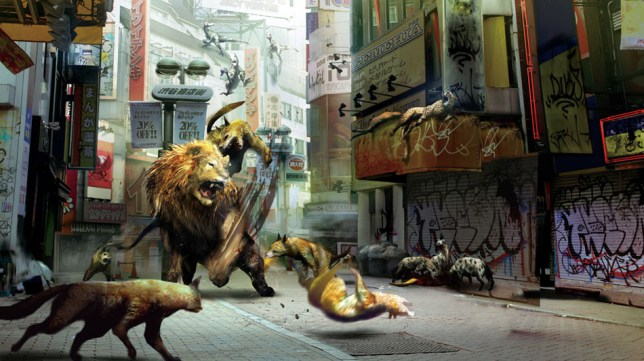 Tokyo Jungle – is it a role-player or is it an action game?