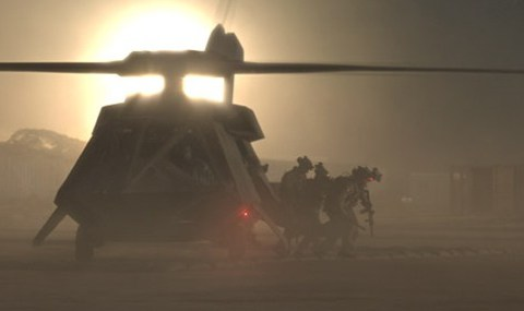Zero Dark Thirty's special effects man: The helicopter scenes were a challenge