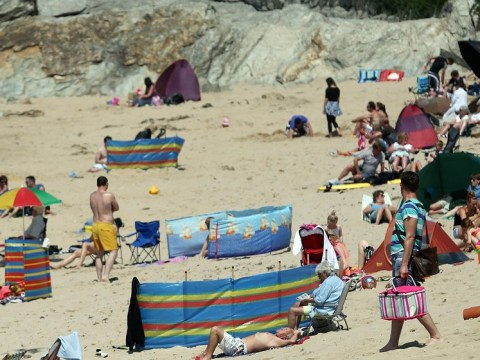 Britain set for driest July since records began as heatwave continues
