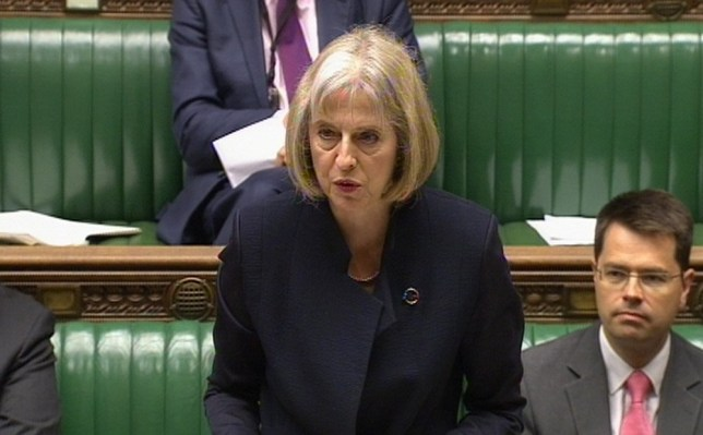 Stop and search a 'dreadful waste of time' that leads to black people distrusting the police, Theresa May says