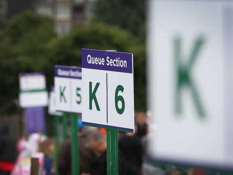 Man arrested after claims woman was raped in queue for Wimbledon final tickets