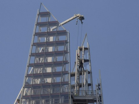 Greenpeace Shard protester Victoria Henry gets email thanking her for visit