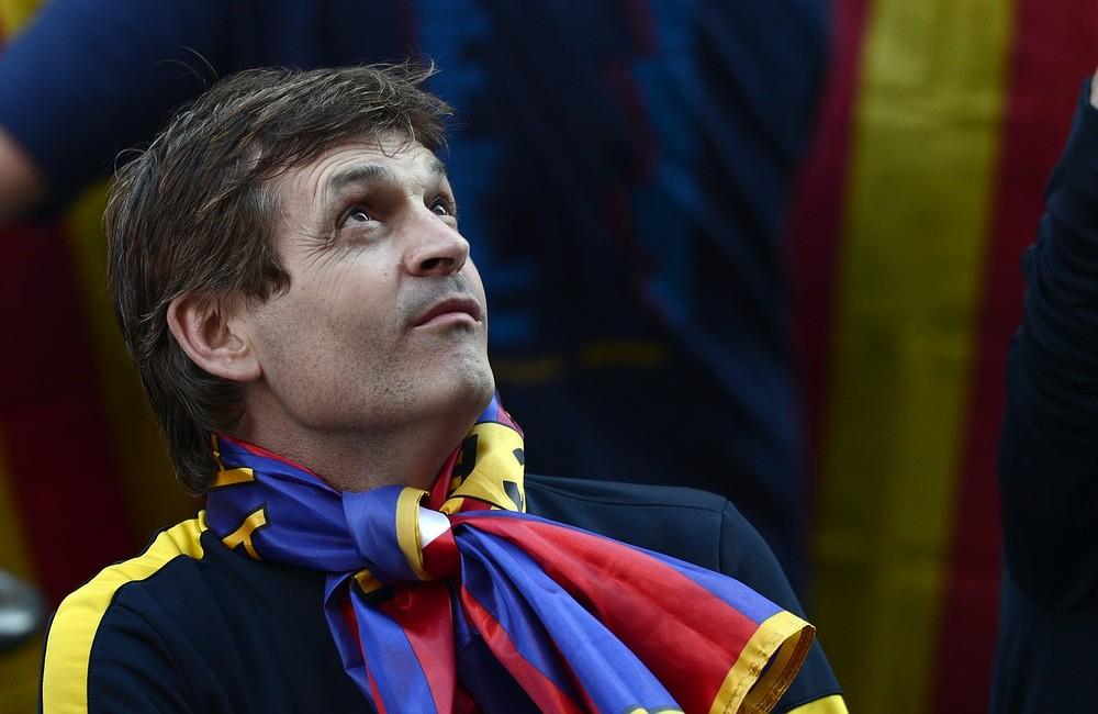 Tito Vilanova announces departure from Barcelona to undergo cancer treatment