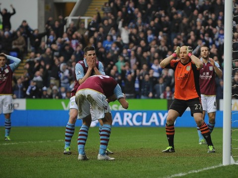 No case for the defence as Aston Villa continue to leak goals
