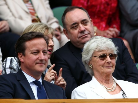 Wimbledon 2013: Andy Murray will be hoping the curse of David Cameron is over as the PM takes his seat in the Royal Box