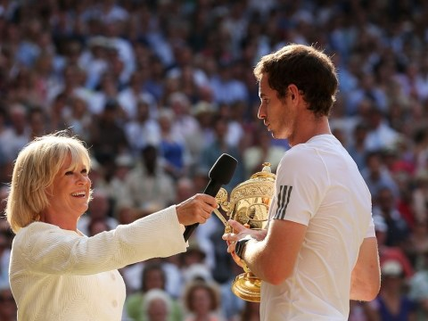 Wimbledon 2013: Sue Barker is to the manor born at SW19