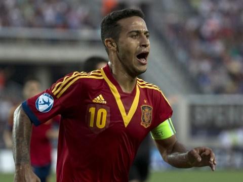 Manchester United 'set to treble' Thiago Alcantara's salary to seal transfer