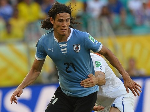 PSG beat Chelsea and Manchester City to Edinson Cavani transfer