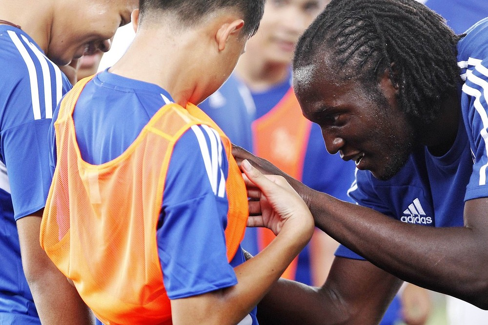 Romelu Lukaku: Why this young Chelsea forward deserves a chance
