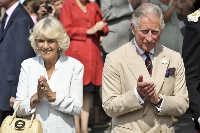 Royal baby: Camilla hopeful Kate Middleton will give birth 'by the end of the week'