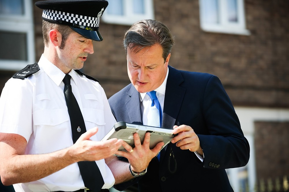 Safer streets: Crime falls to lowest level since 1981 despite police cuts