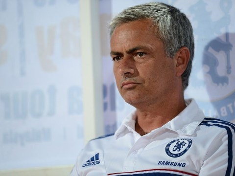 Jose Mourinho rubbishes playing mind games with David Moyes