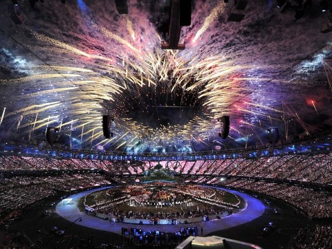 London 2012 Olympic Games 'have paid for themselves already' in £10bn boost to UK economy