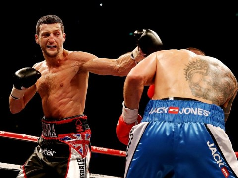 Carl Froch and George Groves ready for Battle of Britain bust-up