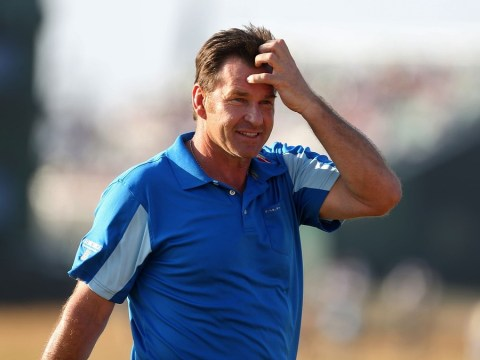 The Open 2013: Sir Nick Faldo glad he ignored Mum's advice