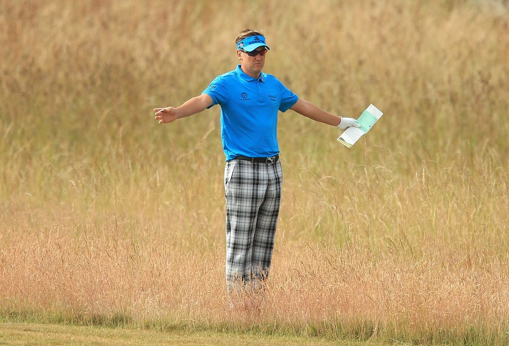 The Open 2013: Ian Poulter and Phil Mickelson blast 'crazy golf' course