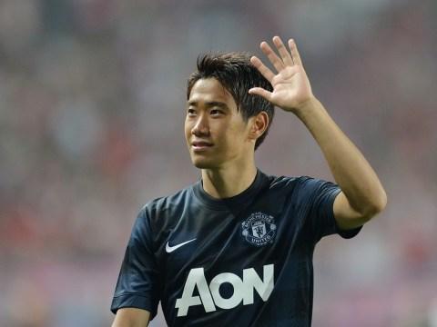 Manchester United's Shinji Kagawa rejects return to Borussia Dortmund