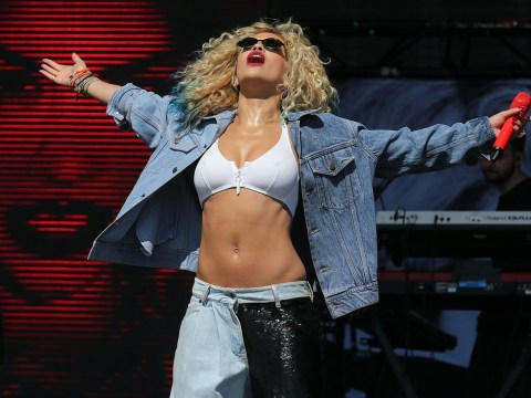 Rita Ora apologises to fans after pulling out of Haydock Park concert