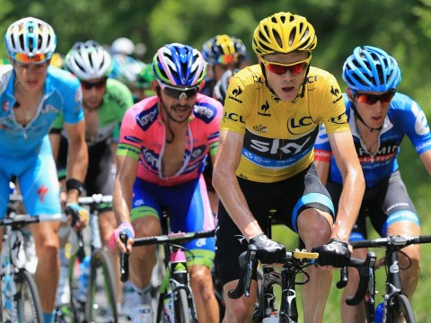 Fighting talk as Team Sky vow to keep Chris Froome in front at Tour de France