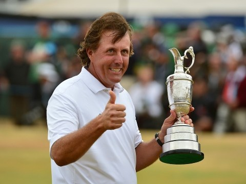 The Tipster: Phil Mickelson's Muirfield victory forces bookies to make a monster payout