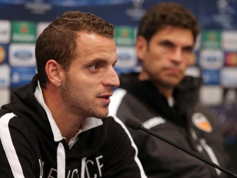 Roberto Soldado to join Tottenham within next 24 hours after being left out of Valencia's US tour