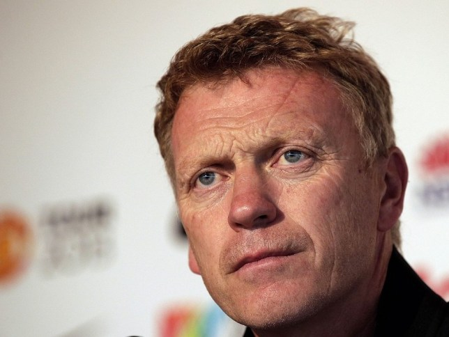 New era: But Moyes has yet to bring in new recruits to Old Trafford (Picture: AP)