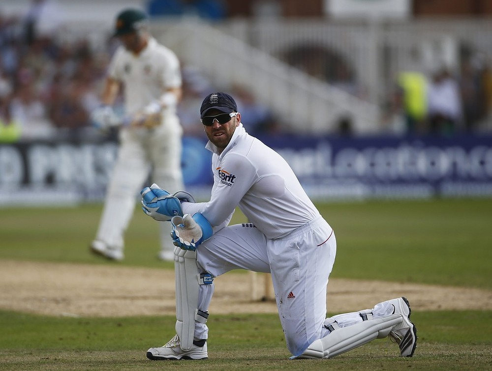 The Ashes 2013: Matt Prior fit for second Test despite skipping England golf day with sore heel