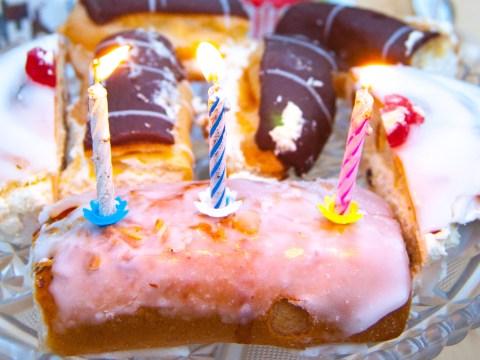 3 alternatives to a traditional birthday cake