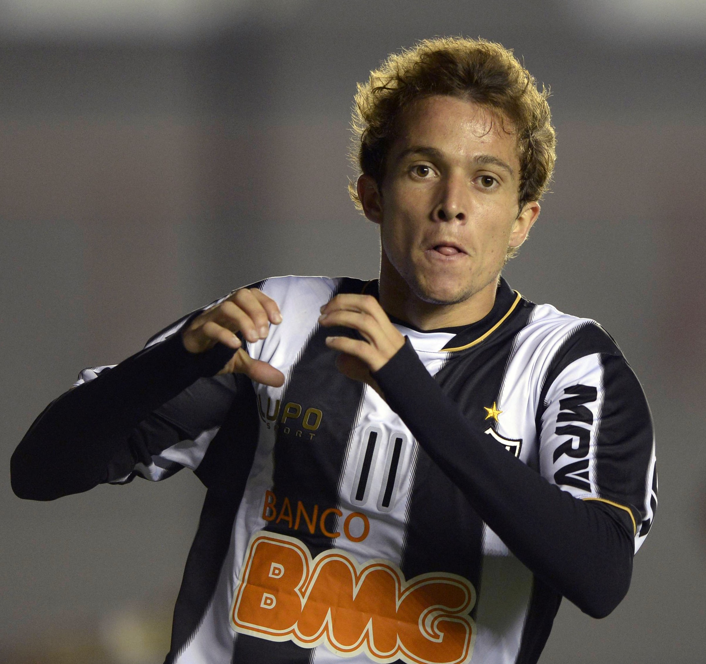 Arsenal alerted as Atletico Mineiro put Bernard up for sale for £25million