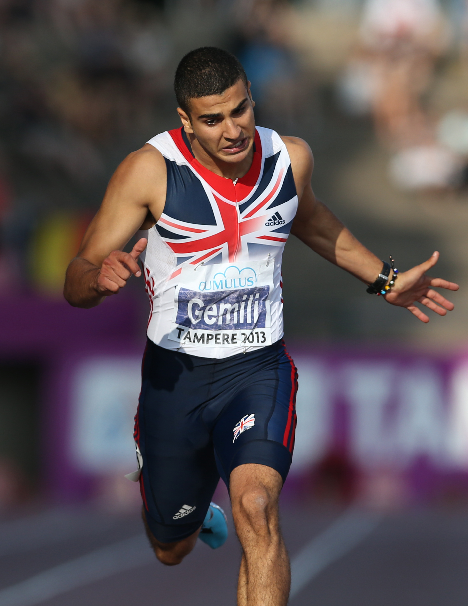 Adam Gemili willing to be versatile in order to stay ahead of the pack
