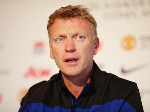 David Moyes admits 'fear of failure' after taking charge at Manchester United