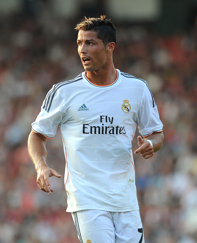 Florentino Perez: No offers for Manchester United target Cristiano Ronaldo