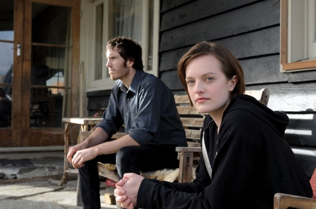 Elisabeth Moss stars in Top Of The Lake (Picture: Parisa Taghizadeh)