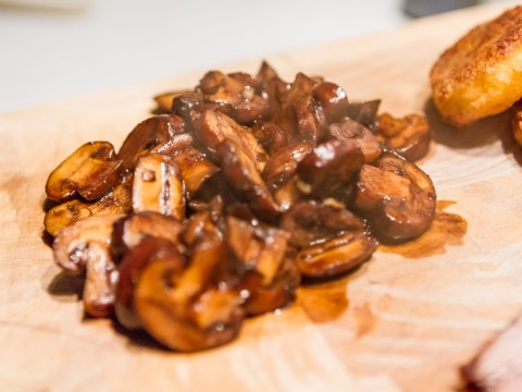 Oliver Denton's recipes: How to cook balsamic mushrooms