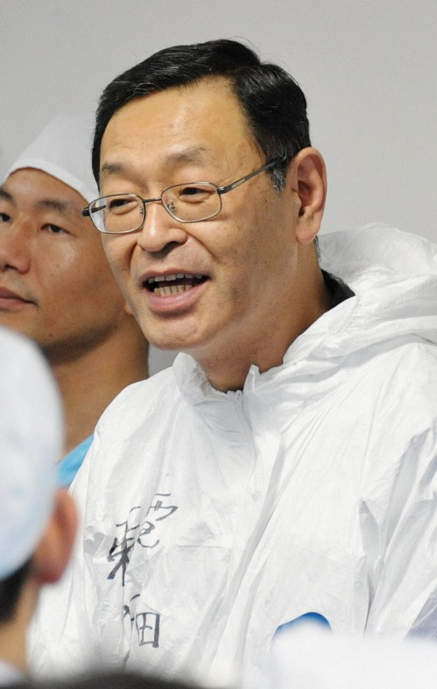 Leader of the 'Fukushima Fifty' nuclear plant heroes dies of cancer