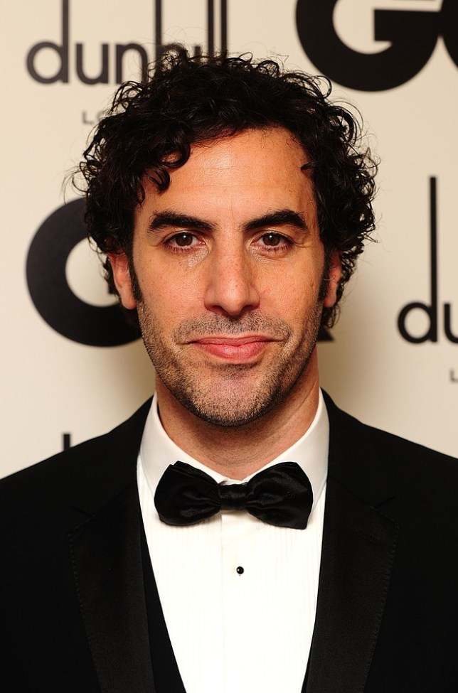 Sacha Baron Cohen is up for the role of the baddie in the sequel (Picture: PA)