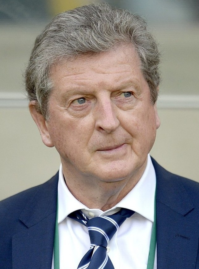 Pondering the future: Hodgson will take on the Under-21s (Picture: PA)