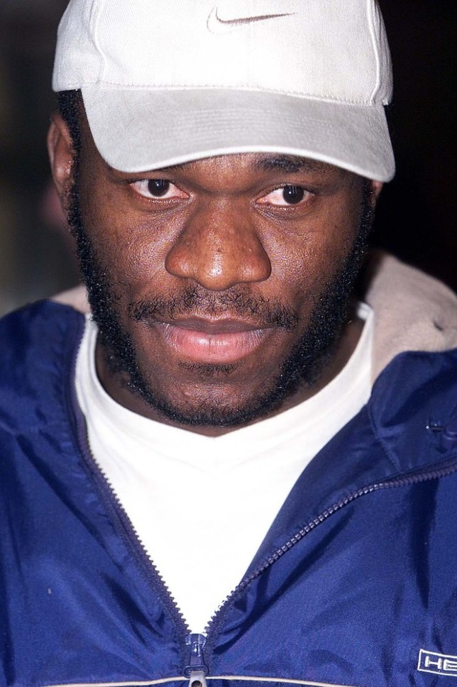 Herbie Hide in 2001. The boxer is accused of conspiring to supply cocaine (Picture: PA)