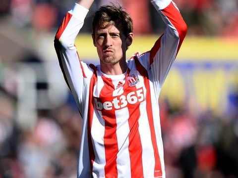 Peter Crouch expressing his desire to stay at Stoke may mean more than meets the eye