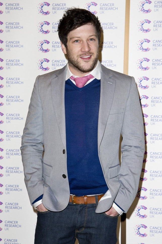 Matt Cardle is said to have entered rehab to overcome prescription drug addiction (Picture: Getty Images)